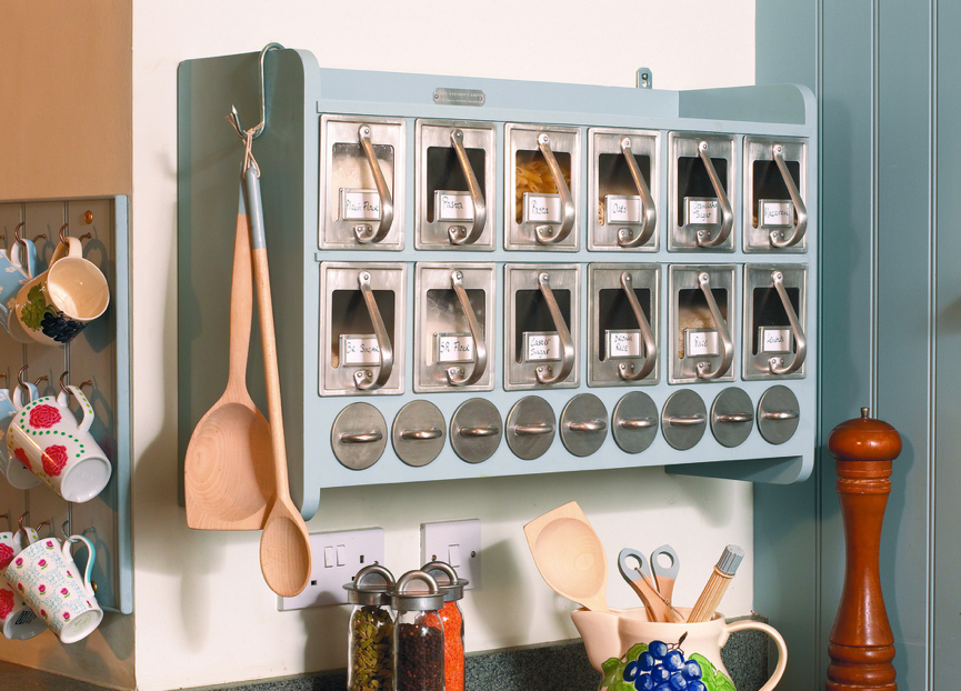 Storage solutions in your Kitchen